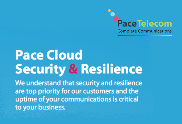 Pace Cloud Security and Resilience